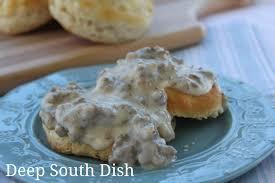 deep south dish homemade southern sausage gravy