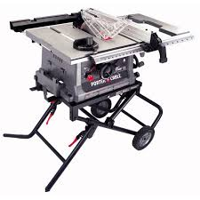 porter cable table saw review review porter cable 10 job site table saw by lafayettejack
