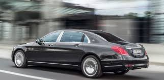 mercedes maybach s500 mercedes maybach s500 s600 models have been priced
