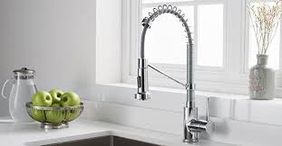 highest kitchen faucets kraus kitchen bathroom sinks and faucets kraususa