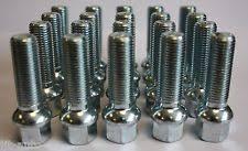 mercedes wheel nuts mercedes viano car wheel nuts bolts studs ebay