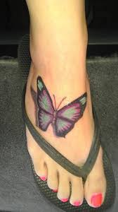 butterfly tattoos on thigh and hips amazing ideas