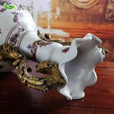 Classical Vases American Country Luxury European Classical Vases Jingdezhen