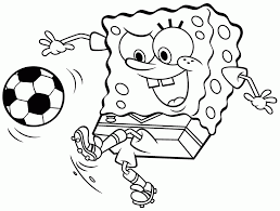 spongebob characters coloring pages coloring home
