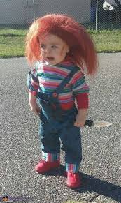 Chucky Costume Chucky Baby Costume Chucky Costume Works And Halloween Costume