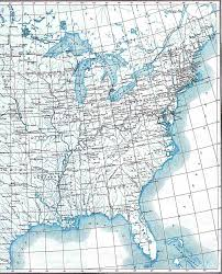 North East Usa Map by Eastern United States Map 1906 Full Size