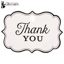 thank you tags ornate thank you favor tags hobby lobby 363119