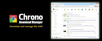 Download Manager Firefox Resume Chrono Download Manager