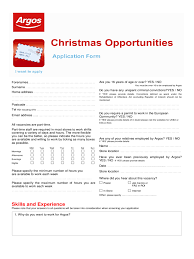 argos jobs application form gallery form example ideas