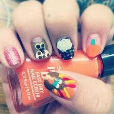 awesome thanksgiving nail designs ideas 2013 2014 fabulous