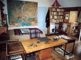 bureau d ecrivain maison louis guilloux guide fédération des maisons d écrivains