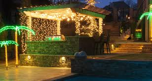 Garden Patio Lights Pergola Design Ideas Pergola With Lights Astonishing Design Pine