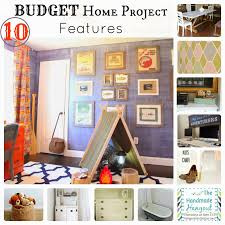 The Handmade Home from gardners 2 bergers handmade hangout 15 features