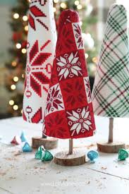tree sweater diy sweater trees craft lolly