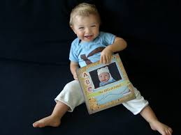 Custom Photo Album Make Your Own Customized Alphabet Book With Shutterfly Inhabitots