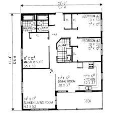 2 Bed 2 Bath House Plans Modern Ideas 3 Bedroom 2 Bath House Bedroom Bath Cottage House
