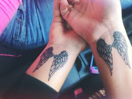 angel wings tattoo things that make me want more tattoos