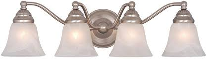 4 light bathroom fixture ivl370a03bpt 3 bulb vanity light fixture bath regarding bathroom