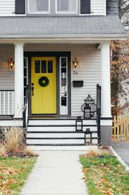 Front Door Painted by 129 Best Exterior House Color Ideas Images On Pinterest Exterior
