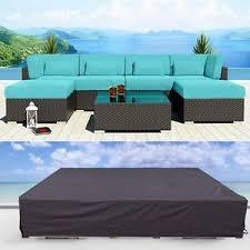 Waterproof Sofa Cover waterproof sofa set cover garden outdoor patio 2 12 seater sofa