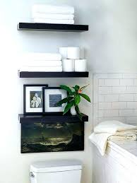 Bathroom Towel Shelves Bathroom Towel Rack Ideas Autoandkeys