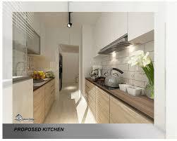 3d kitchen design at blk 33 kovan melody