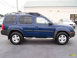 2003 nissan xterra lifted 2003 just blue metallic nissan xterra xe v6 17838563 photo 3