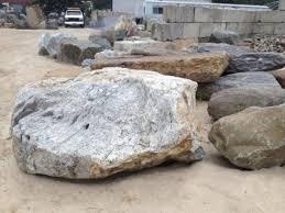 landscape river stone rock boulder supply nassau suffolk pool