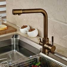 Antique Brass Kitchen Faucet Antique Brass Kitchen Faucet Antique Brass Kitchen Faucet Pull Out
