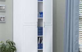 cabinet cabinet with doors and shelves acclamation extra large