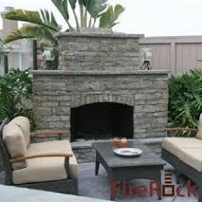 Firerock Masonry Fireplace Kits by Outdoor Fireplace With Bench Seating Bench Seat Backyard And Patios
