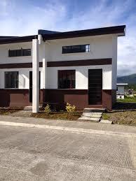 Row House Model - zandra rowhouse with loft model unit residenza de alaminos
