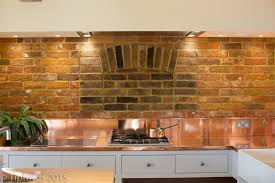Copper Backsplash Tiles Kitchen Surfaces Pinterest | farm house copper kitchen kitchen pinterest copper kitchen