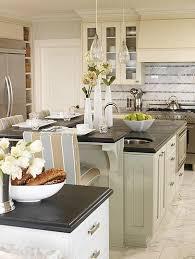 Black Countertop Kitchen Gray Striped Marble Countertops Design Ideas