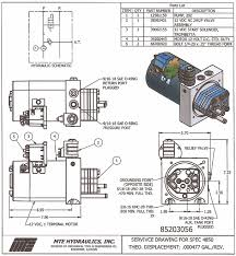 wiring diagram for hydraulic dump trailer u2013 the wiring diagram