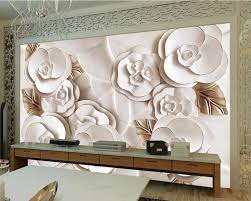 beibehang photo wallpaper tiger 3d embossed flower mural entrance beibehang photo wallpaper tiger 3d embossed flower mural entrance bedroom living room television background 3d wallpaper in wallpapers from home improvement