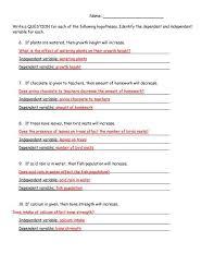 scientific method worksheet scientific method lessons tes