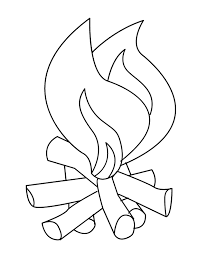 fire coloring pages coloring free coloring pages