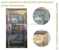main door grill design sample modern door grill design of home