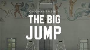 groupama si e social the big jump al via la nuova cagna pubblicitaria di groupama