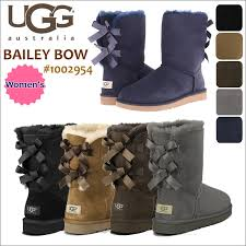 womens ugg boots bow tigers brothers co ltd flisco rakuten global market ugg