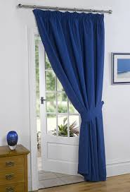 Purple Thermal Blackout Curtains by Blue 66