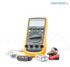 72 10415 tenma professional digital multimeter 22000 count true