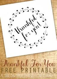 thankful for you printable printable labels thankful and