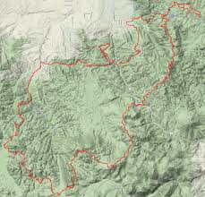 Continental Divide Map 50 Mile Race Information U2013 Butte 100 Mountain Bike Race