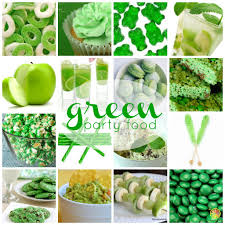 green party food holidays st patty u0027s pinterest green