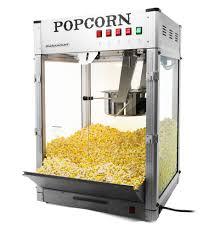 commercial popcorn machine ebay