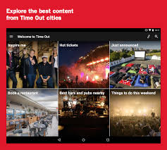 time out discover your city u2013 android apps on google play