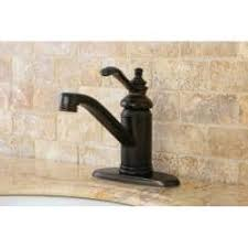 Oil Rubbed Bronze Bathroom Faucets by Oil Rubbed Bronze Single Handle Centerset Bathroom Faucet Free