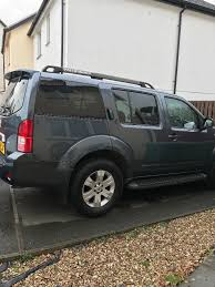 grey nissan pathfinder nissan pathfinder for sale in bodmin cornwall gumtree
